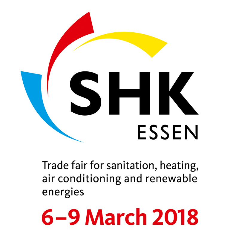 SHK Essen - the industry meeting point
